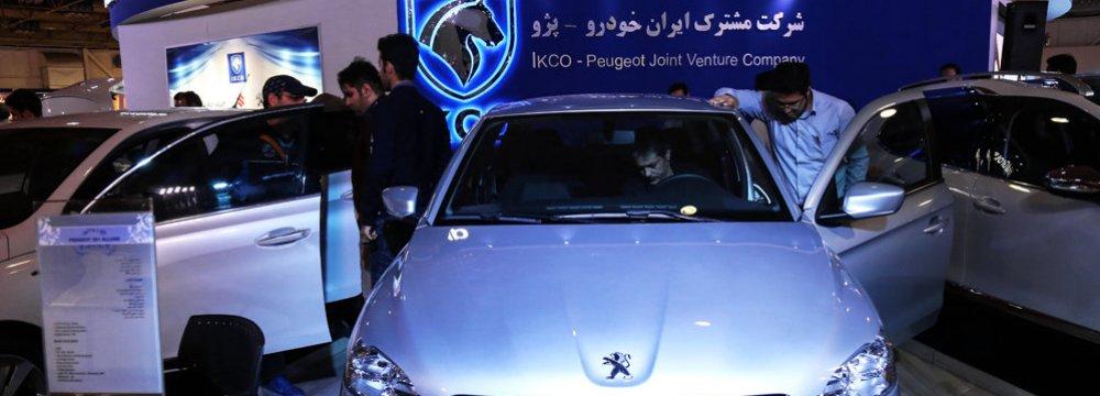 Iran Khodro's Peugeot 301 Release Edges Closer