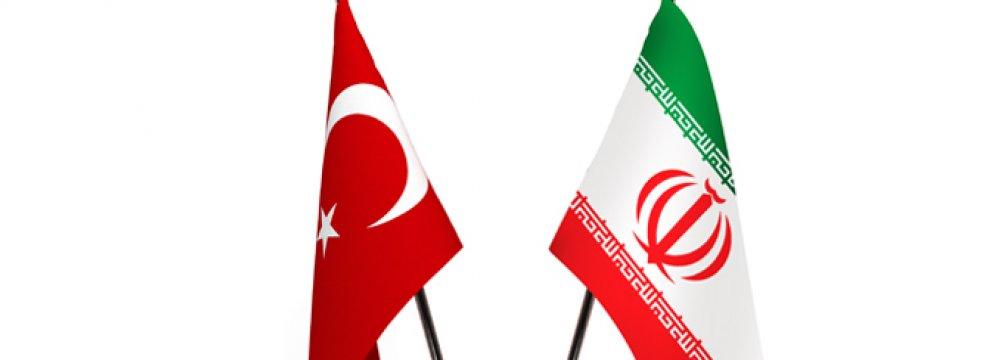 77% Rise in Iran's Non-Oil Trade With Turkey