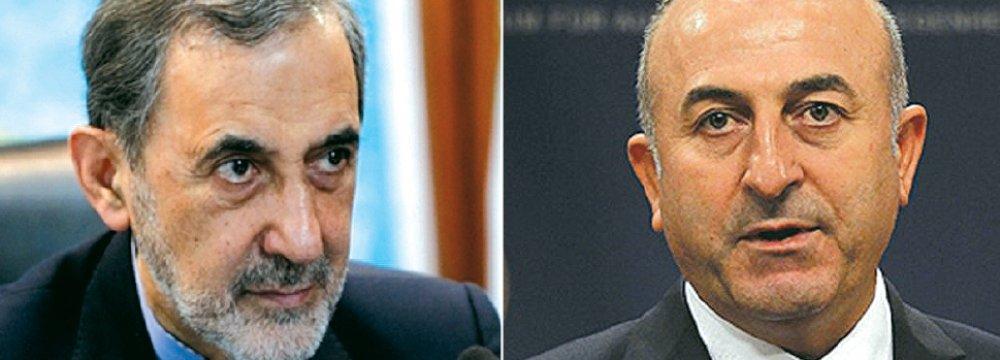 Tehran-Ankara Tensions Won't Lead to Confrontation