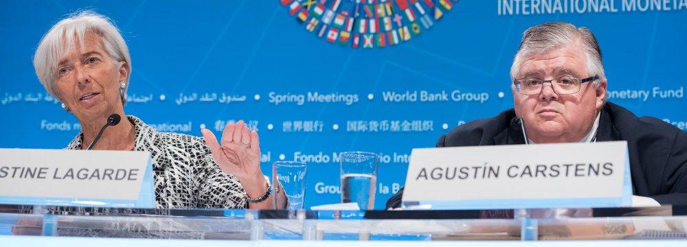 IMFC Pledges Joint Efforts  to Reduce Global Imbalances