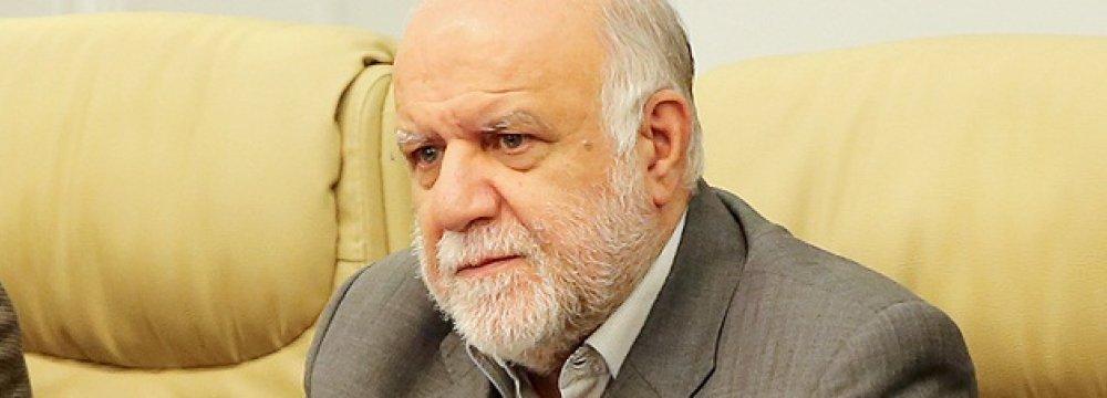 Zanganeh Hopes OPEC Will Not Follow US Diktat