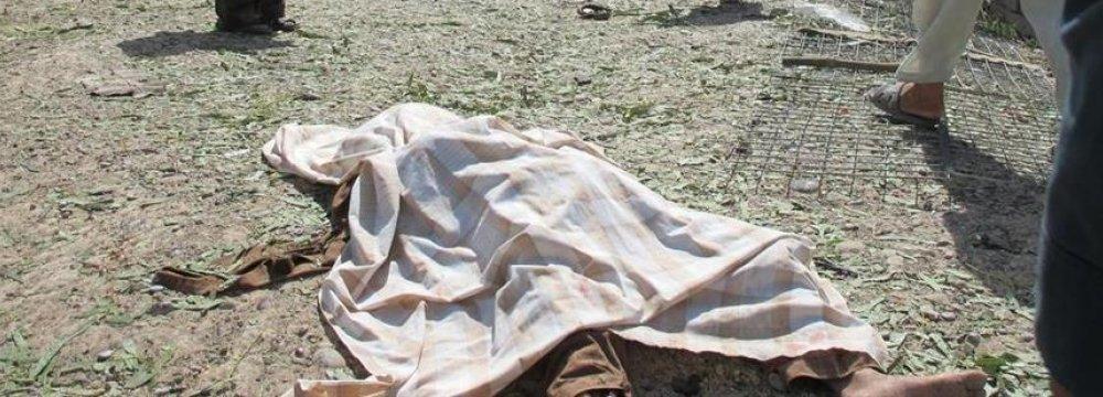 Afghan Bomb Blast Kills Cleric, 6 Students