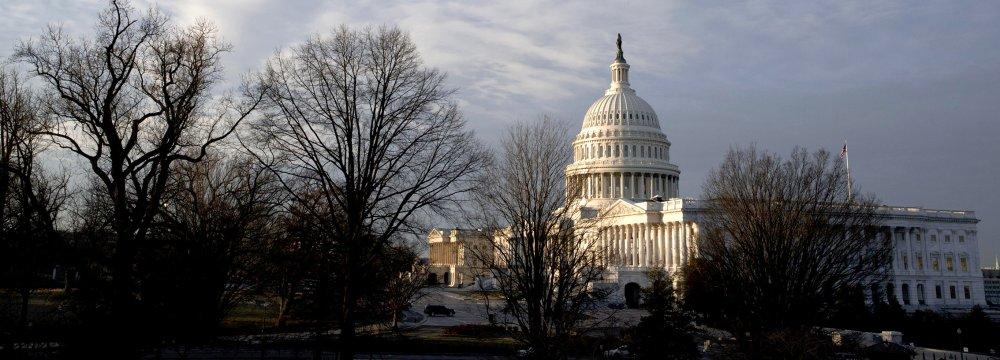 The Capitol, Washington, USA