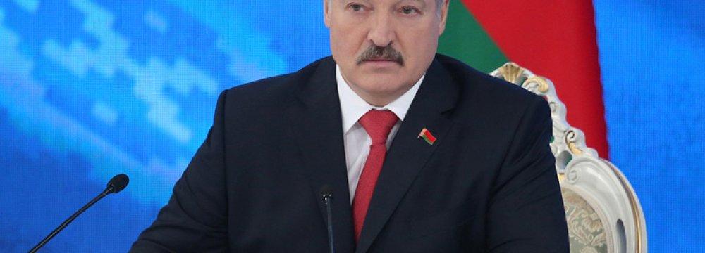 Belarus Accuses Russia of Violating Border Agreement