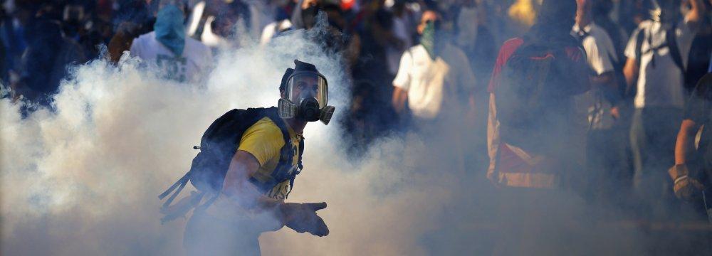 Brazilian Slams Maduro Initiative