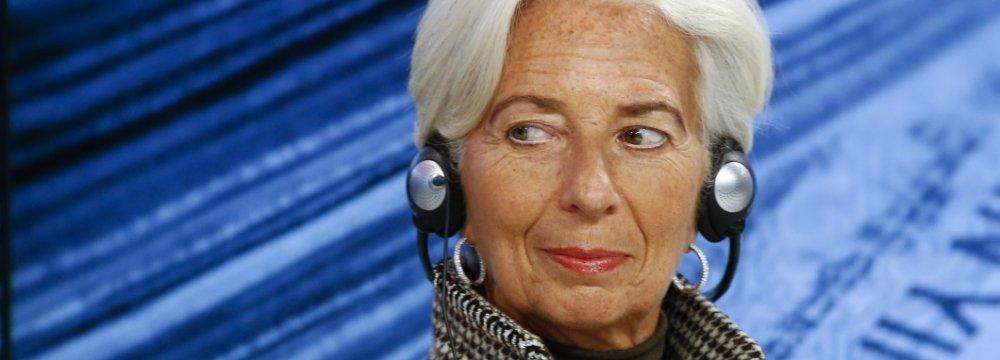 Lagarde Doubts Trump Has Economic Plan