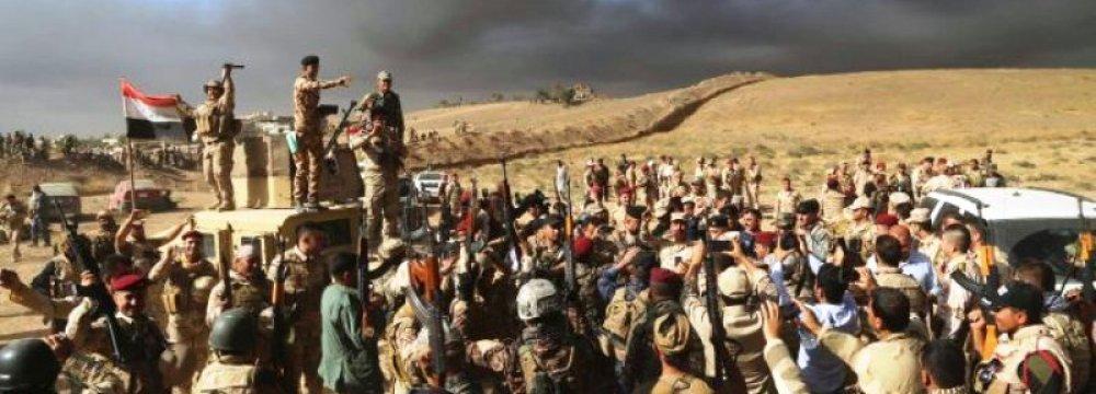 IS Controls Less Than 7 Percent of Iraq