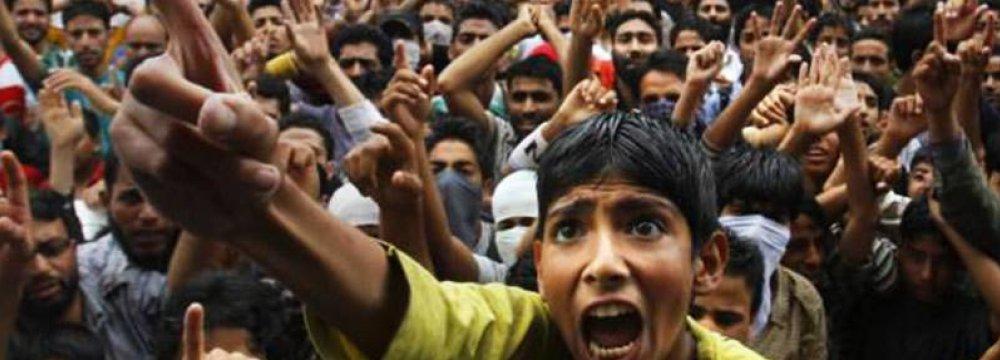Anti-India Protests Hit Kashmir Tourism