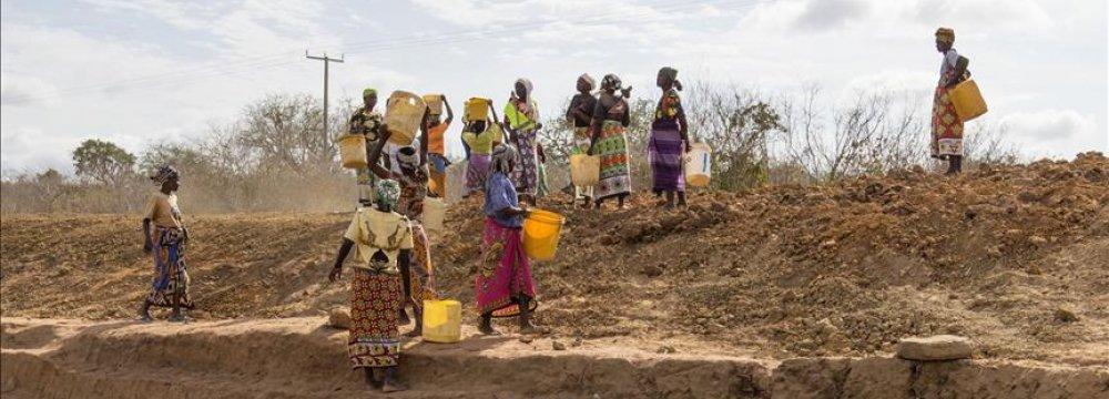 Kenya Declares National Disaster