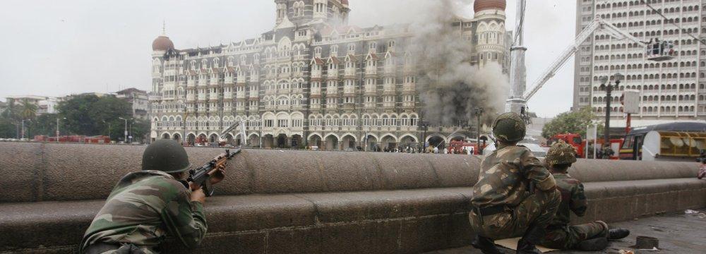 Pakistan Detains Alleged Mastermind of Mumbai Terror Attack