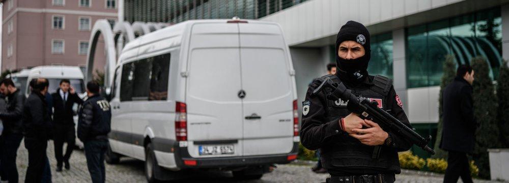 Turkey Detains Hundreds Over  Alleged PKK Links, Targeting HDP