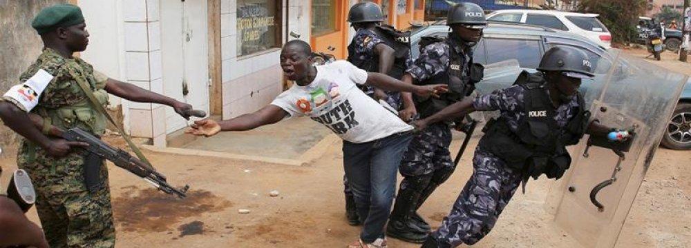 Torture Images Spark Anger Against Ugandan Police