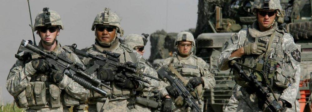 US soldiers in Yemen (File Photo)
