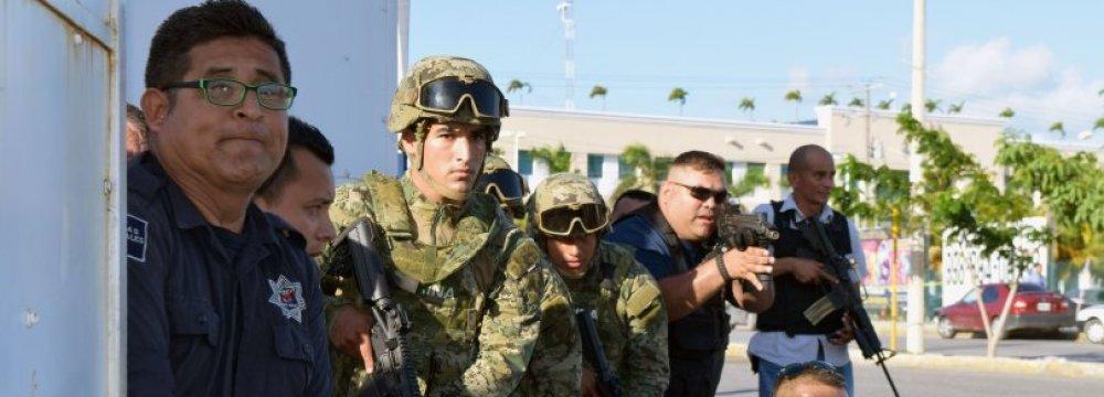 Shootings Shake Mexico