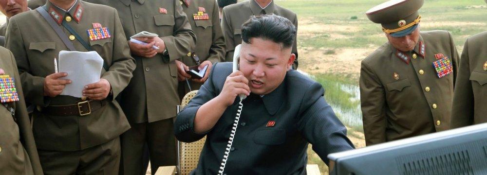 Pyongyang Lacks ICBM Capabilities