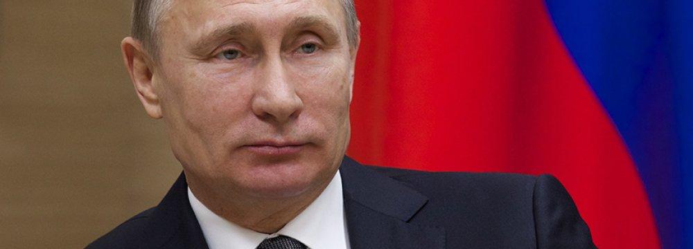 Trump Praises Putin's Handling of Recent Dispute