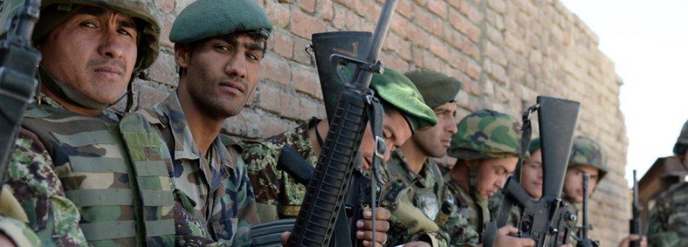 Pentagon Accused of Lying on Afghan Troop Number