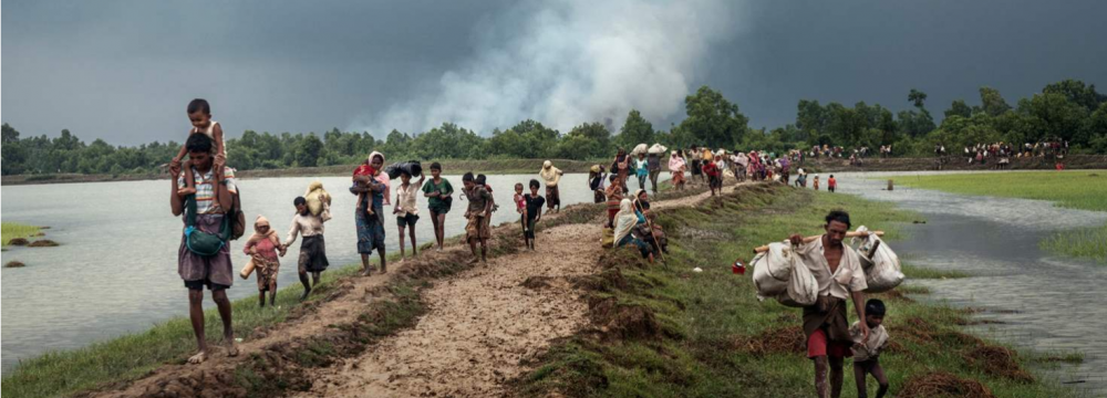 Myanmar Military Officials Should Be Tried for  Crimes Against Humanity
