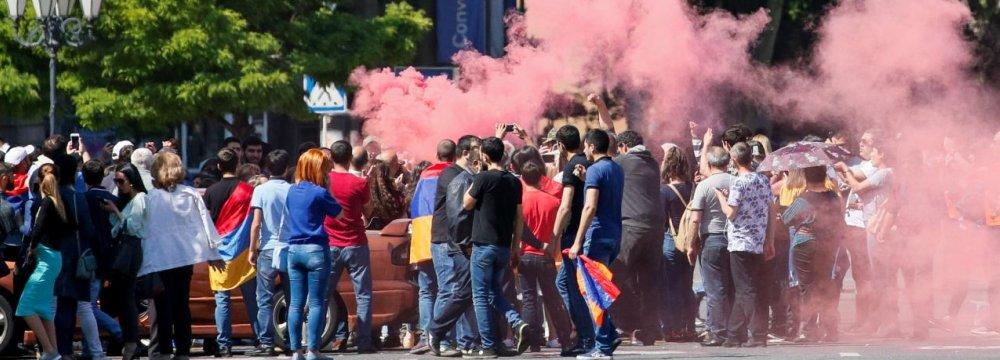 Armenia in Political Deadlock
