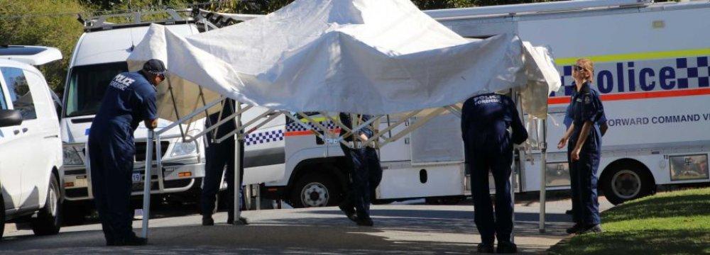 Suspected Mass Murder in Australia