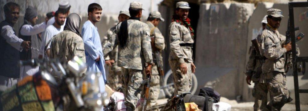 Bomb Attack in Kandahar Kills Dozens