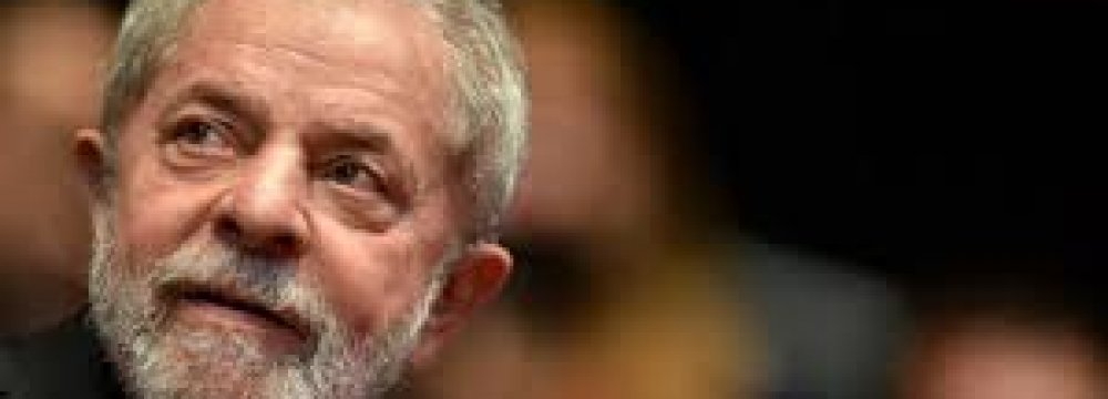 Brazil's Top Court to Rule in Sept.  on Lula Plea for Freedom