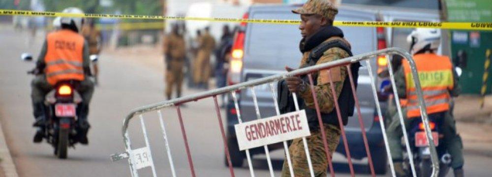 Twin Terrorist Attacks in Burkina Faso