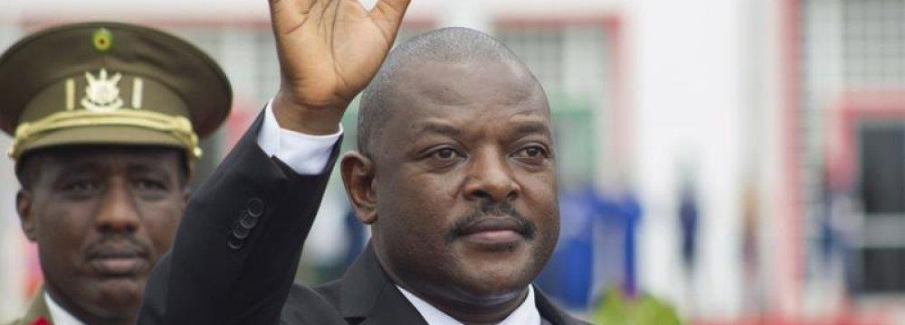 Burundi Prepares for Referendum