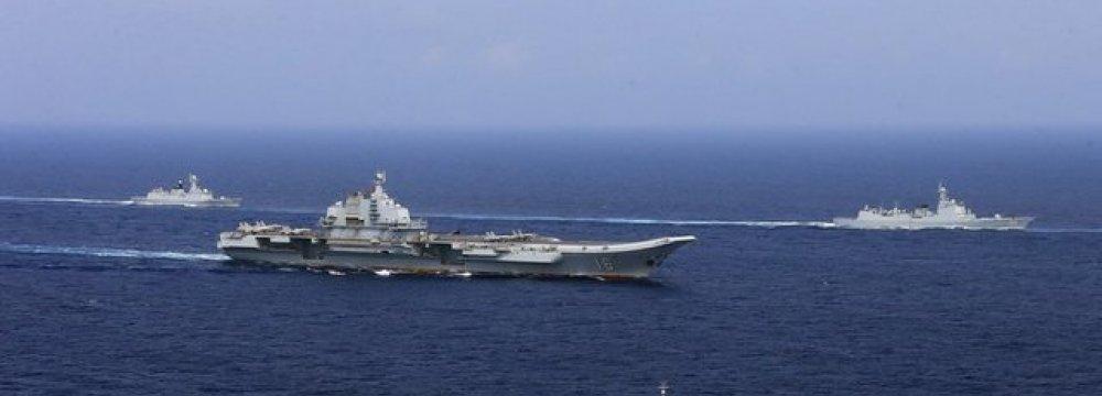 China Warns of More Action  After Drills Near Taiwan