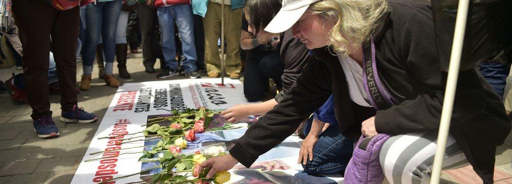 Journalists Killed at Ecuador, Colombia Border