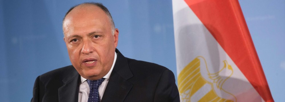 Egypt: Sending Arab Troops to Syria a Possibility