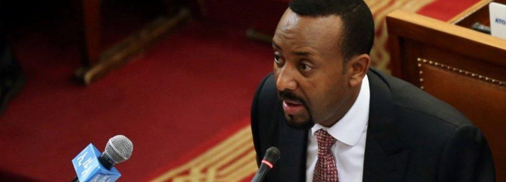 High-Level Eritrean Delegation Arrives in Ethiopia