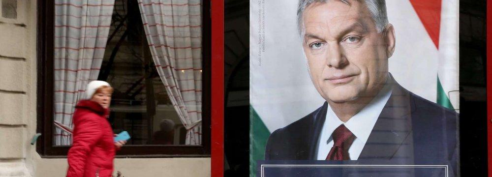 Euroskeptic Leader Seeks 4th Term