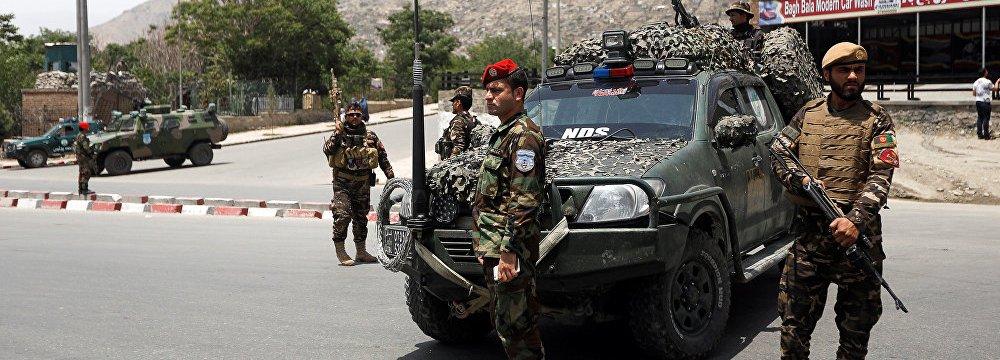 Killing Spree in Kabul, Ahead of Ceasefire