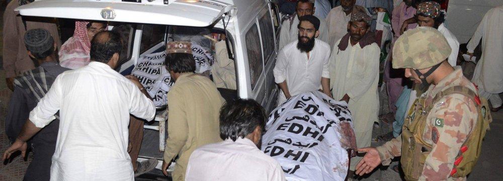 Pre-Election Mayhem in Pakistan