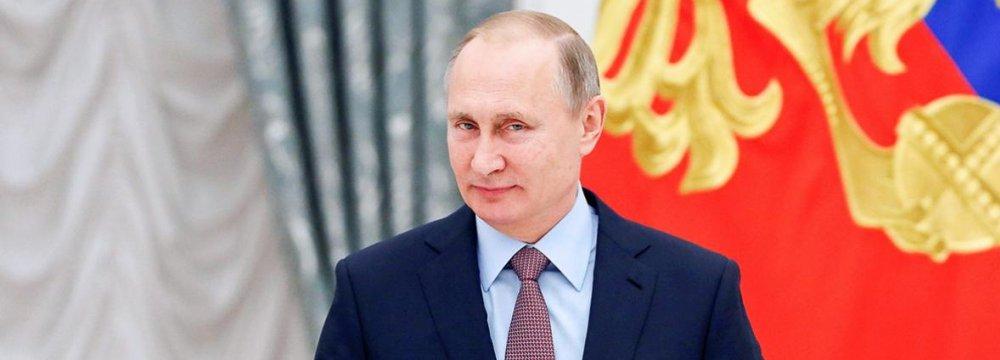 Vladimir Putin to Back $162b Spending Spree for New Term