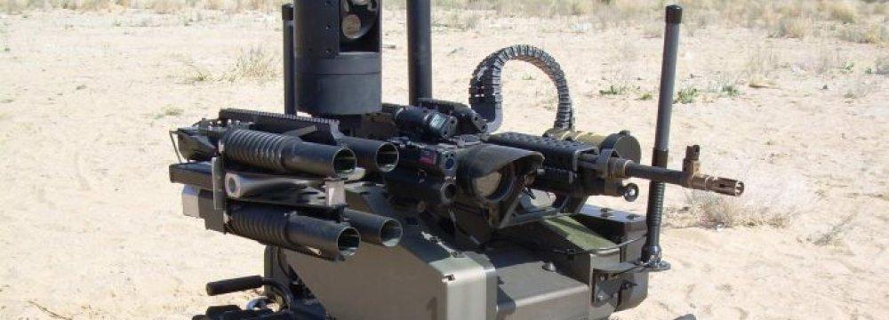 Consensus Blocked at UN-Backed Killer Robots Meeting