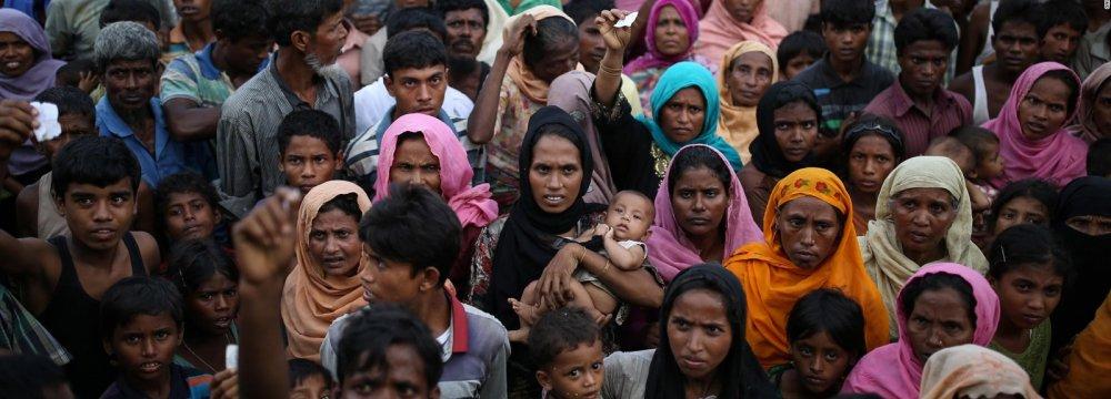 UN: Myanmar Not Yet Safe for Repatriations