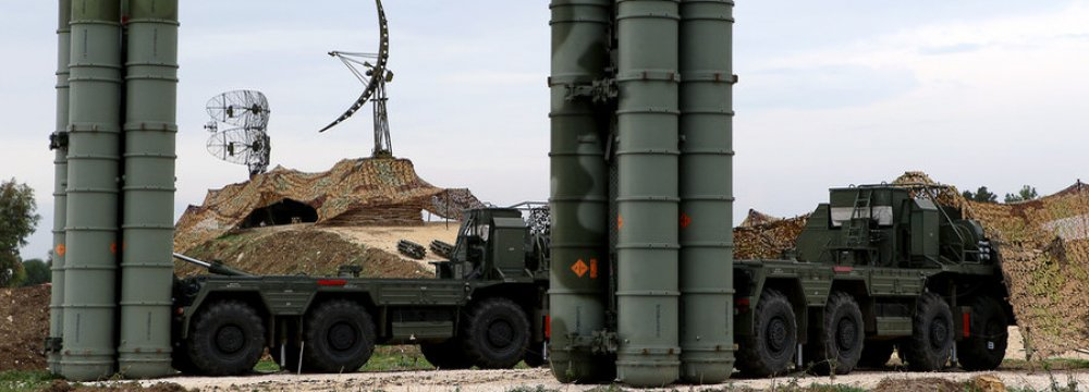 Saudi Threatens Military Action Against Qatar Over S-400