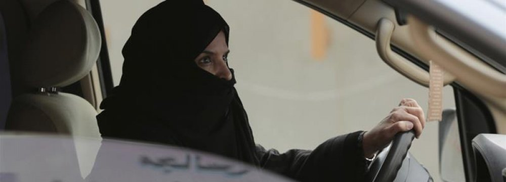 Saudi Women Arrested in Crackdown on Activists