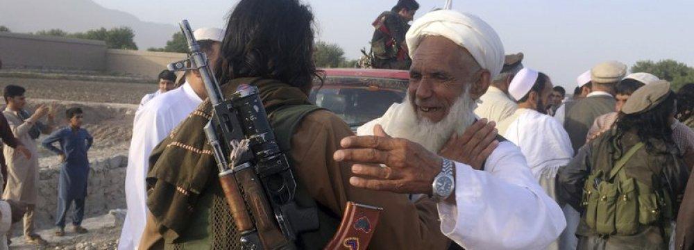 Talks in Uzbekistan Highlight Taliban's Political Clout