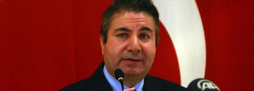Turkey's Deputy FM to Head Delegation to Washington