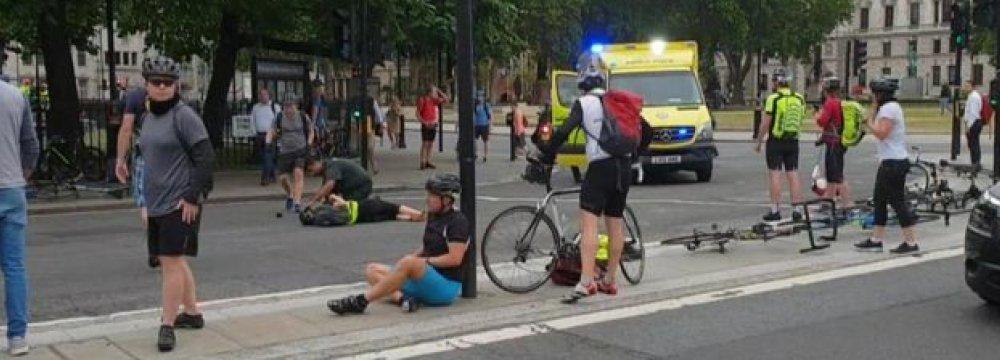 Westminster Crash Terror Suspect Named