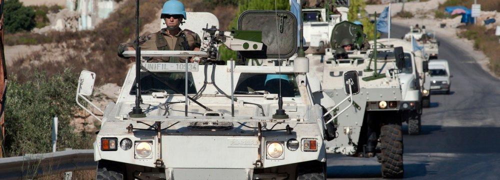 Security Council Extends Mandate of UN Interim Force in Lebanon