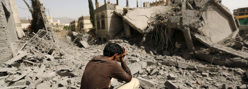 20 killed in Airstrike in Southwest Yemen