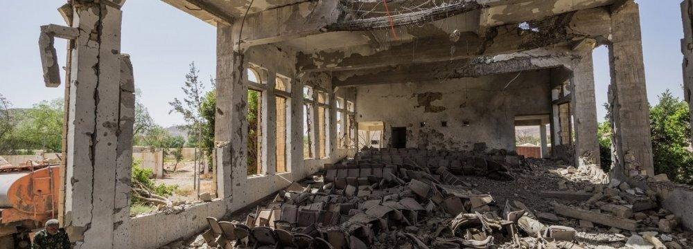 UN Officials Denounce Recent Deadly Saudi-UAE Strikes in Yemen