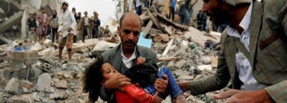 Saudi-Led Coalition Behind Most Yemen Child Casualties