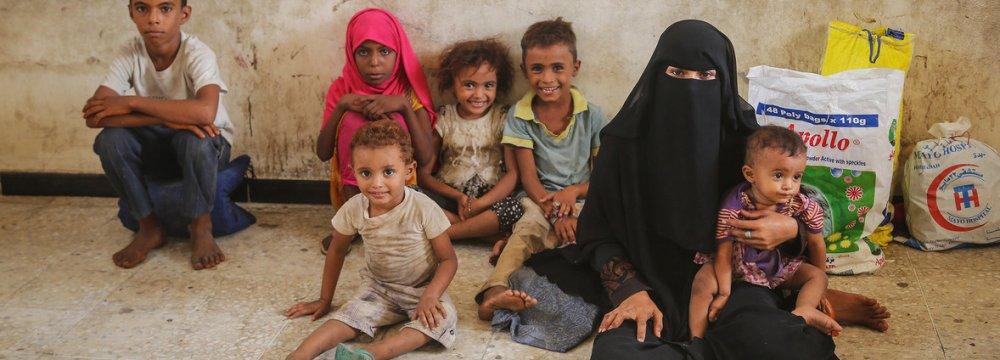 Mortar Attack Hits UN Food Silo in Yemen