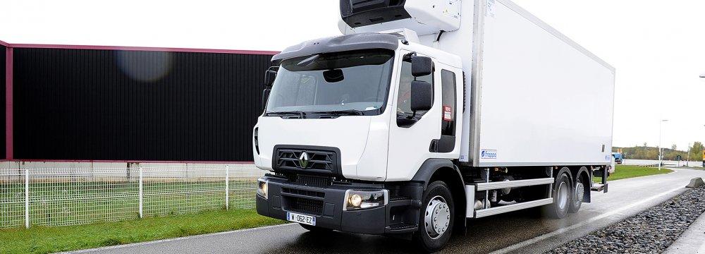 SAIPA Diesel will introduce a new medium-duty truck in the local market.
