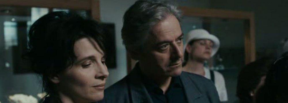 Screening of Kiarostami's 'Certified Copy'